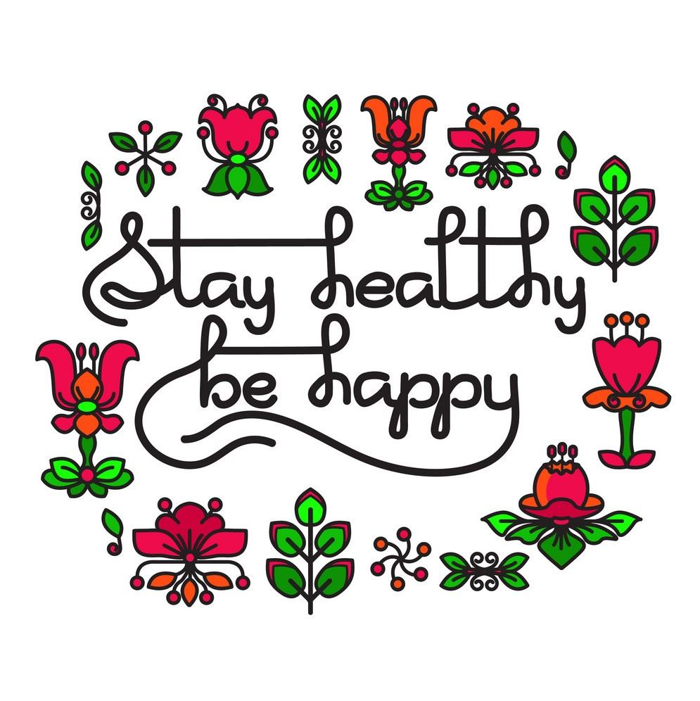 stay-healthy-be-happy-greeting-card-with-vector-16675028